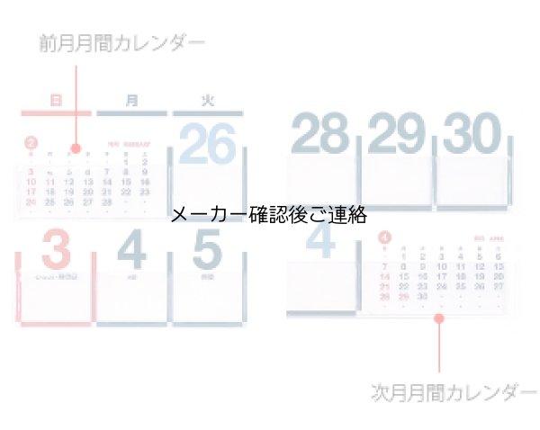 画像3: ビニールポケットカレンダー(2019年度版)